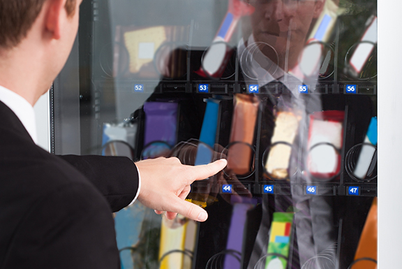 Confectionery & Cold Drinks Vending