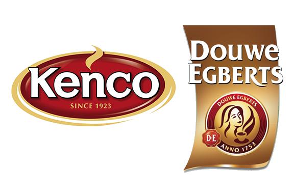 Kenco or Douwe Egberts Coffee